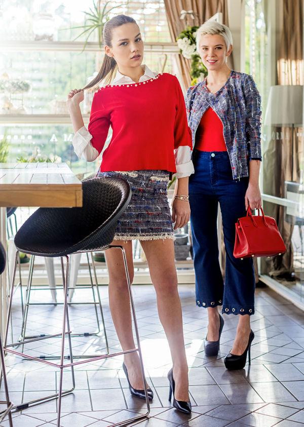 Italian pronto moda clothing wholesale: fast fashion B2B